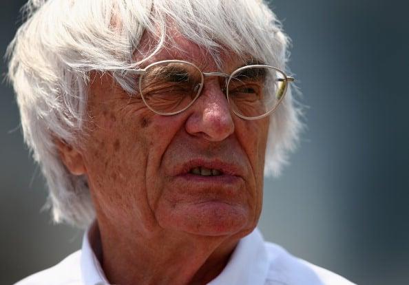 F1's Bernie Ecclestone Willing To Meet Bahrain Opposition