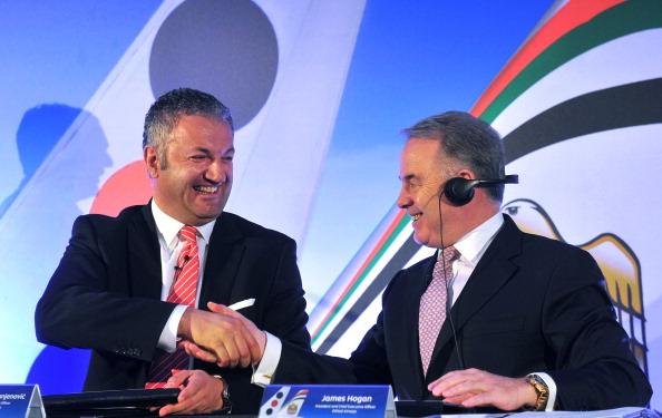 UAE's Etihad To Acquire 49% Stake In Serbia's JAT Airways
