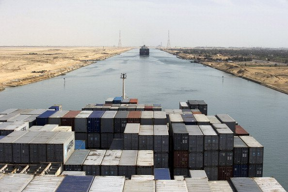 Egypt Reaches $8.5bn Funding Goal For Suez Canal Expansion