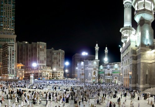 Saudi Arabia Bans Haj Pilgrims From Ebola Hit Countries