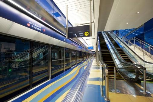 Dubai's RTA awards $2.9bn Route 2020 metro expansion contract