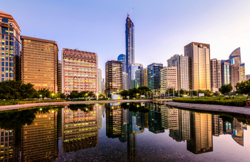 Abu Dhabi Appoints Board For New Financial Free Zone