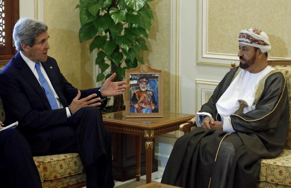 Kerry Hails Tentative U.S. Arms Sale To Oman