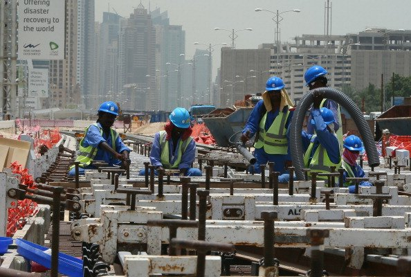 UAE says 30 companies violated midday work ban