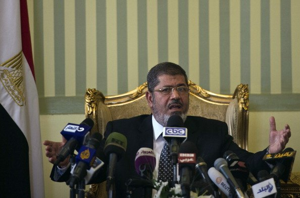 Mursi Says Polarised Politics Threatens Democracy