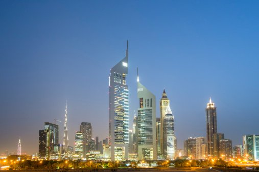Dubai Receives 7.9 Million Visitors In 9 Months