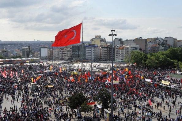 Turkish PM Erdogan Denounces Riots In Turkish Cities