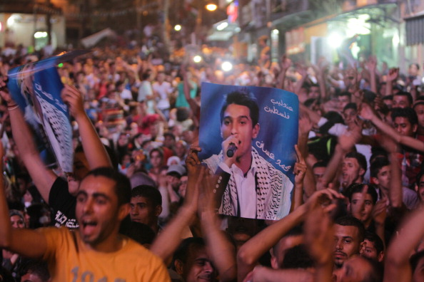 "Palestinian ""Arab Idol"" Victory Unleashes Outburst Of Joy"