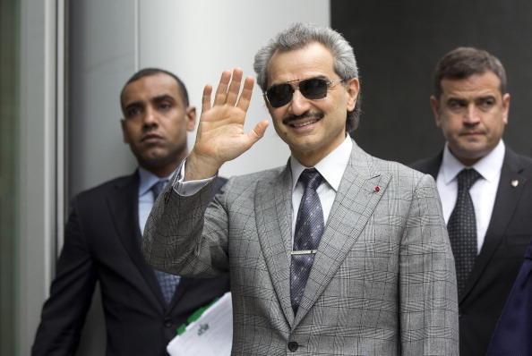 Saudi's Prince Alwaleed Loses UK Court Battle Over Gaddafi Jet