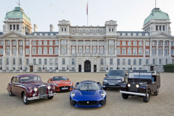 Jaguar Land Rover MENA Reports 38% Sales Rise