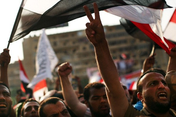 Egypt Seeks End To Crisis With Quick Elections