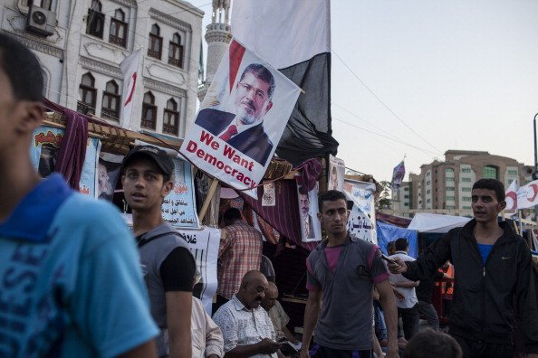 Egypt Expected To Act Against Pro-Mursi Protesters On Monday