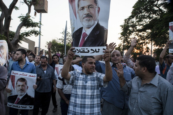 Egypt Braced For More Violence As Pro Morsi Supporters March On Cairo