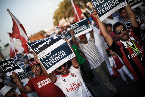 Thousands Of Bahrainis March Peacefully For Democratic Reforms