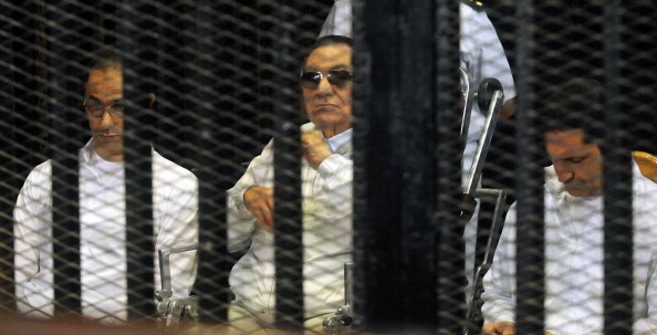 Ousted Egyptian Leader Mubarak Gets 3 Years Jail For Embezzling Millions