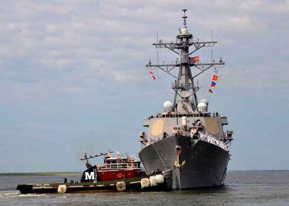 US Fuels Tension By Deploying Warships Near Syria – Russia