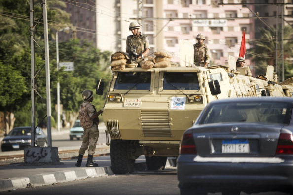 Egypt's Interior Minister Survives Bomb Attack