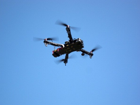Dubai's RTA Launches Drone Service To Monitor Projects