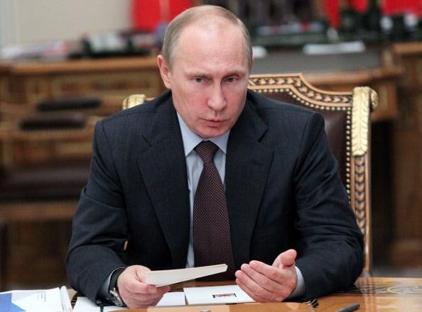 Russia's Putin, Saudi Prince Bandar Discuss Syria, Iran