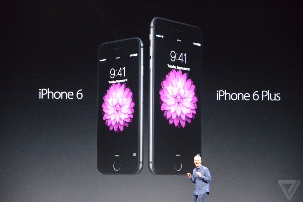 """Apple Launches Two iPhone 6 Models, Says """"Best Phones Ever Made"""""""