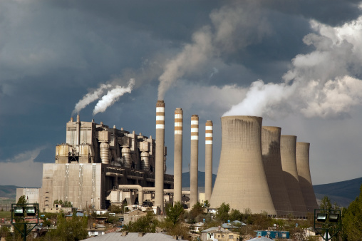 UAE Firm Signs Deal To Build Egypt's First Coal-Fired Power Plant