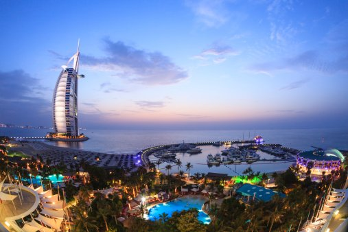 Dubai Steps In To Redress Its 'Unhealthy' Luxury-Hotel Imbalance