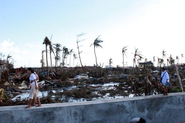 UAE To Send $10m To Typhoon-Hit Philippines