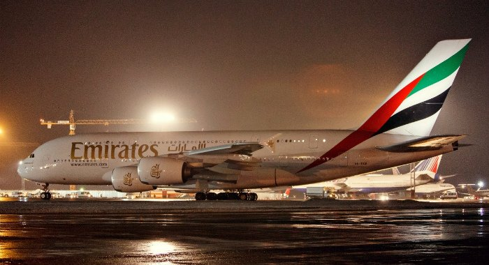 Emirates To Operate Double Daily A380 Services To Moscow