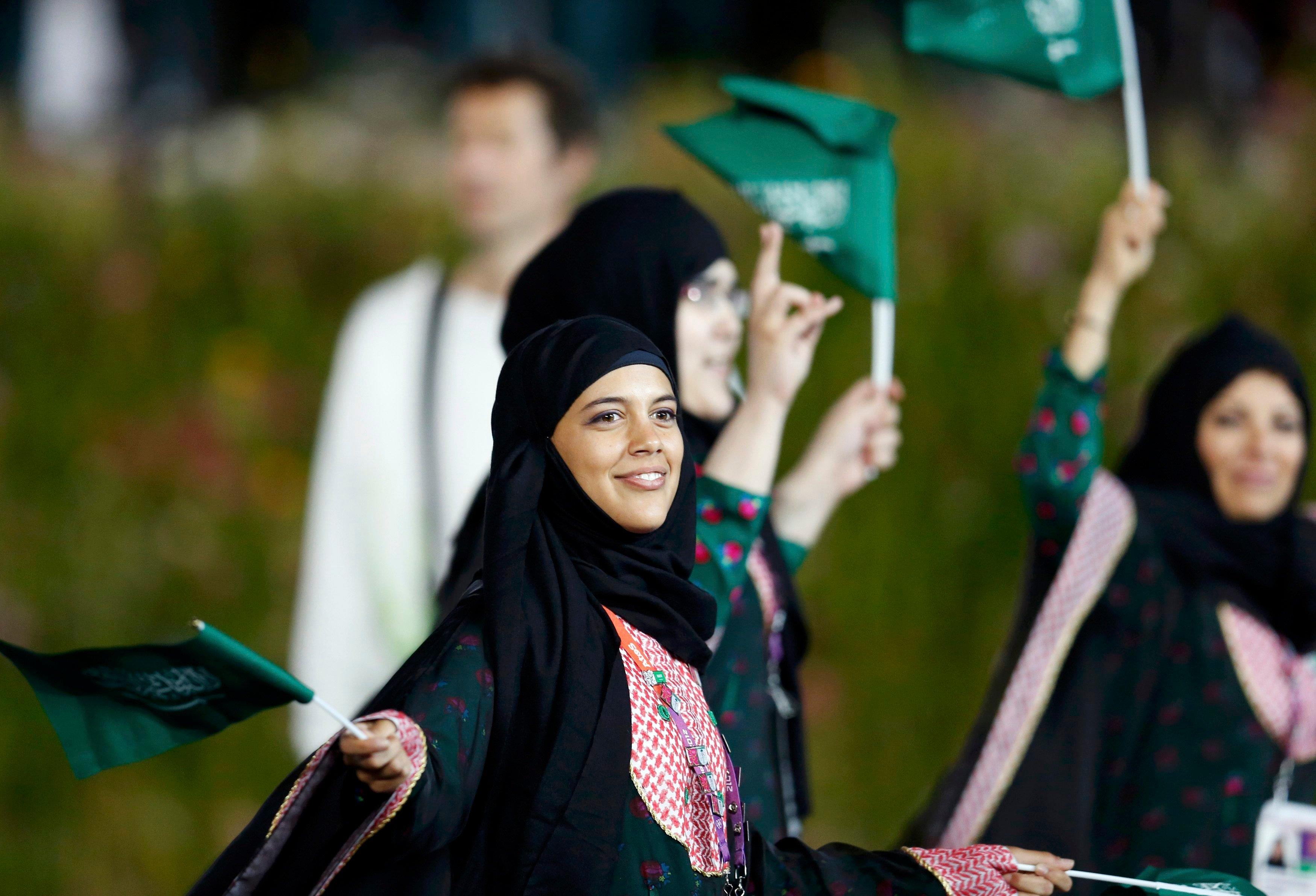 Olympics: Hijab No Hurdle For Muslim Sportswomen