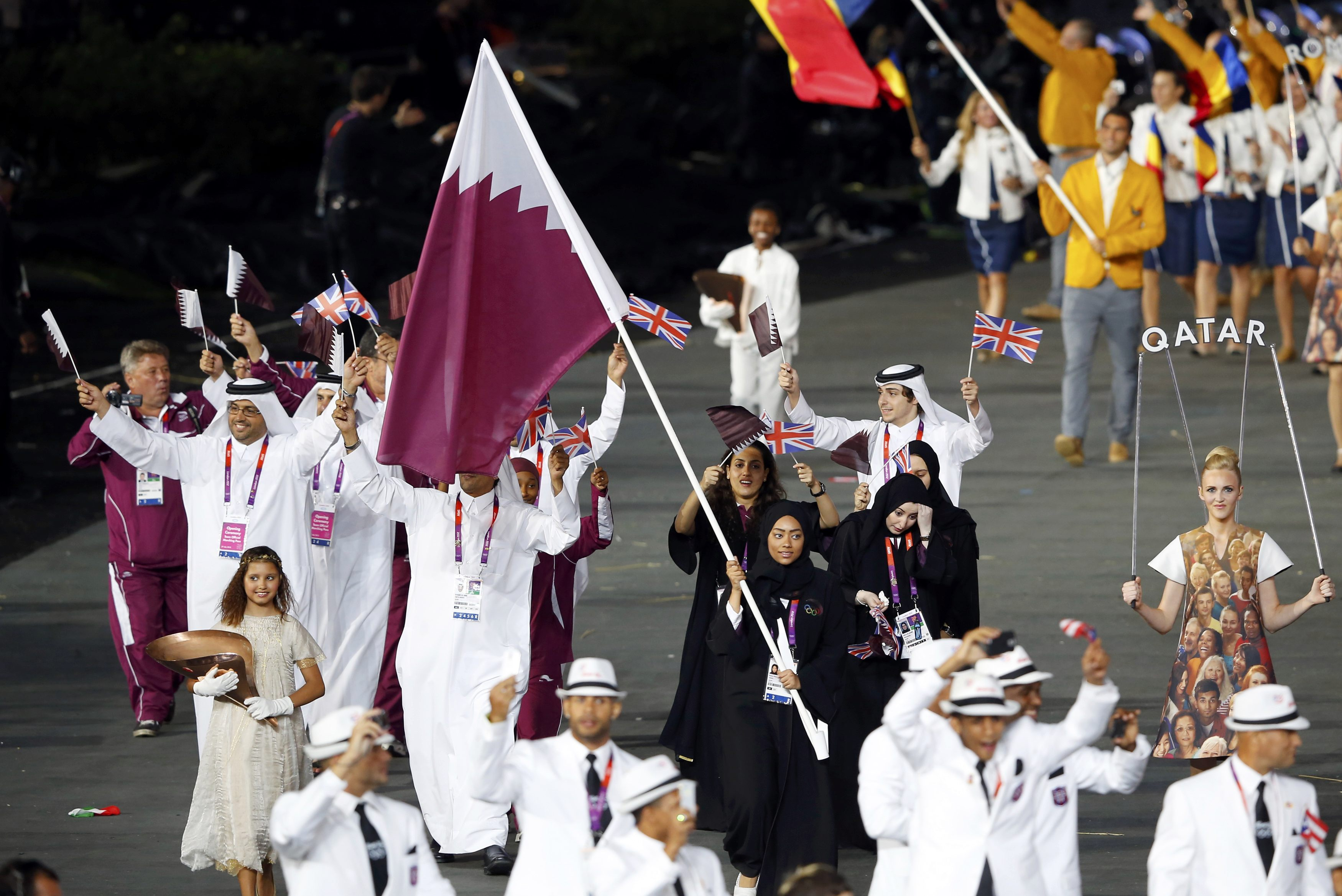 Olympics: Qatar Eyes Major Global Sporting Role
