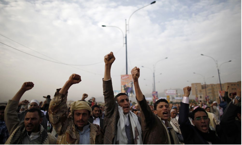 Yemen President Names New PM, Shi'ite Houthis Welcome Choice
