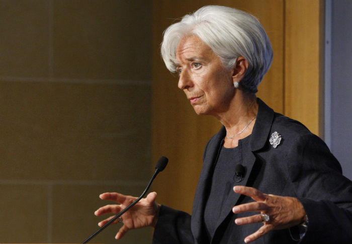 IMF Chief Draws Cautious Response From Arab Countries In Call To End Subsidies