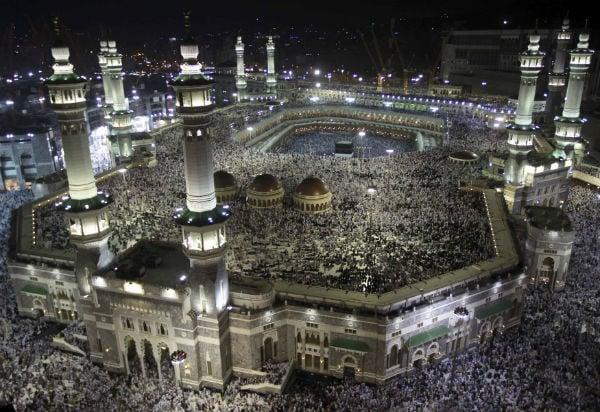 Pilgrims Arrive In Mecca For Haj