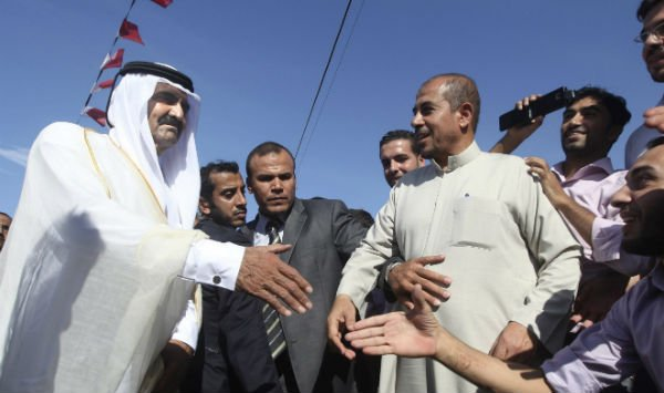 Qatar's Emir Says Israel Should Stop Gaza Siege