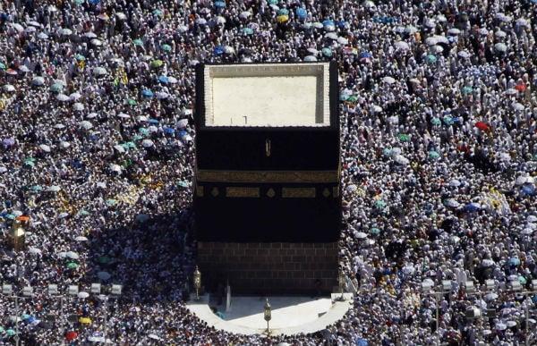 Over 3.1 Million Pilgrims Perform Hajj