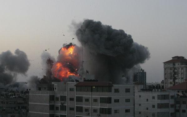 Arab Ministers Back Truce Efforts For Gaza