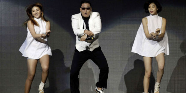How To Rule The World Like…Psy