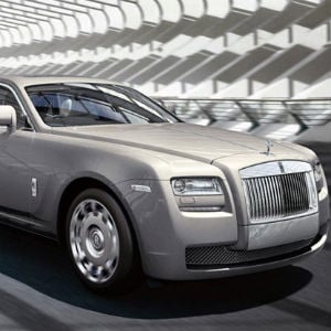 Review: Rolls-Royce Ghost EWB