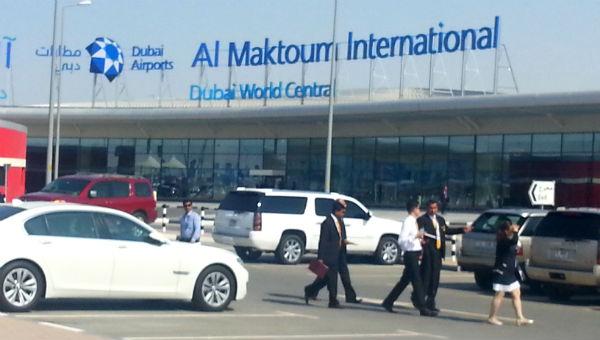 LIVE: Launch Of Passenger Flights At Dubai's New Airport