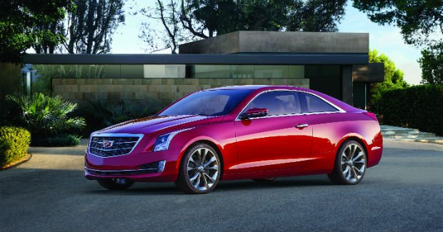 Car review: Cadillac ATS Coupe