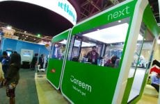 In pics: Careem to test driverless electric pods in Dubai next year