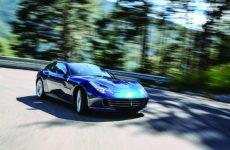 Car review: Ferrari GTC4 Lusso