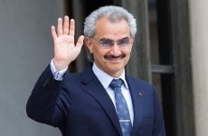 Saudi Prince Alwaleed's firm takes $266.7m stake in French firm Deezer