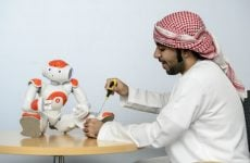 UAE professors to build country's first 'emotional robot'
