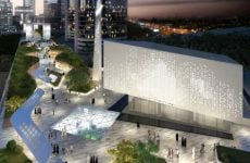 Habtoor Leighton awarded Dhs500m contract for DIFC's Gate Avenue