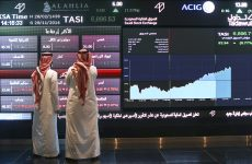 Saudi stocks edge up after settlements in corruption probe