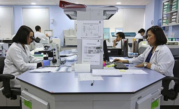 Saudi's Al Borg Medical agrees to buy Anglo Arabian's lab business