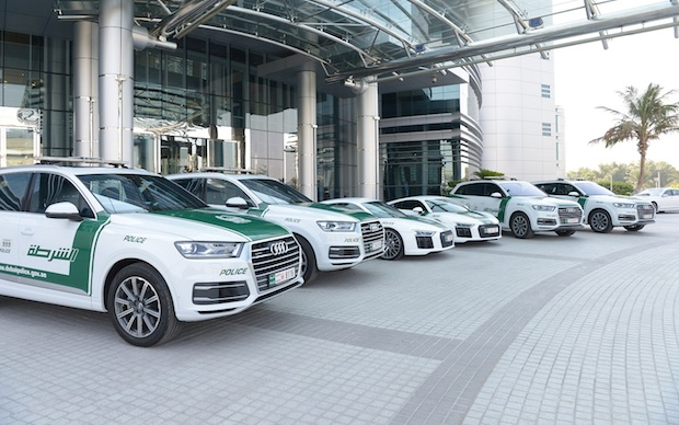 Dubai Police Signs Deal For Self Driving Vehicles Gulf Business
