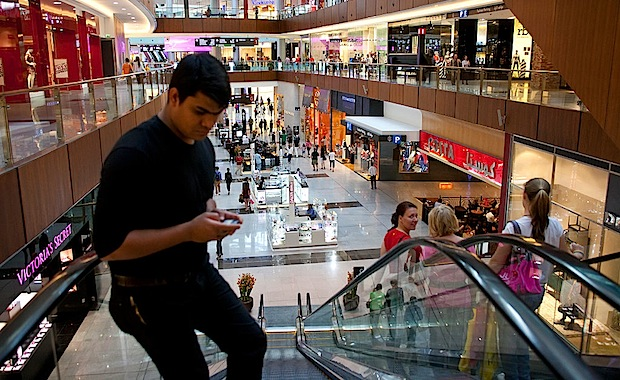 Dubai overtakes London as most important global shopping