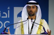 UAE energy minister says no talk about further OPEC supply cuts